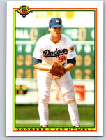 1990 Bowman #83 Jay Howell Mint
