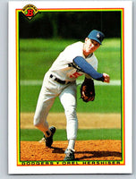 1990 Bowman #84 Orel Hershiser Mint