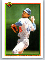 1990 Bowman #88 Ramon Martinez Mint