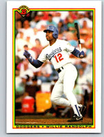 1990 Bowman #90 Willie Randolph Mint
