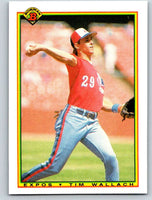 1990 Bowman #114 Tim Wallach Mint