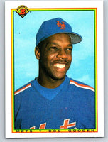 1990 Bowman #126 Dwight Gooden Mint