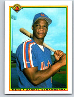 1990 Bowman #141 Darryl Strawberry Mint