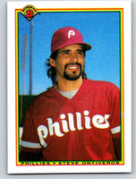 1990 Bowman #145 Steve Ontiveros Mint