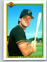 1990 Bowman #171 Andy Van Slyke Mint