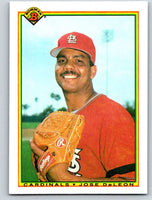 1990 Bowman #186 Jose DeLeon Mint