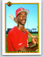 1990 Bowman #194 Willie McGee Mint