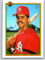 1990 Bowman #200 Jose Oquendo Mint