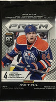 2013-14 Panini Prizm Hockey Retail Pack - MacKinnon, Tarasenko, Yakupov ++