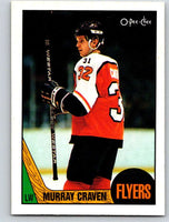 1987-88 O-Pee-Chee #22 Murray Craven Flyers Mint