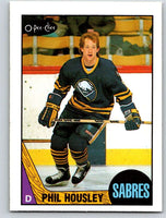 1987-88 O-Pee-Chee #33 Phil Housley Sabres Mint