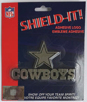 Dallas Cowboys Adhesive Logo Emblem for Car, Fridge, Mirror etc.