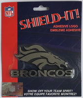 Denver Broncos Adhesive Logo Emblem for Car, Fridge, Mirror etc.