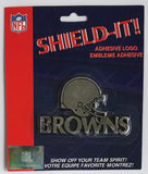 Cleveland Browns Adhesive Logo Emblem for Car, Fridge, Mirror etc.