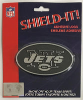 New York Jets Adhesive Logo Emblem for Car, Fridge, Mirror etc.