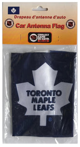 Toronto Maple Leafs car Antenna Flag - New in Package