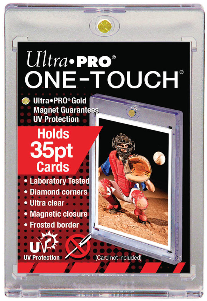 Ultra Pro 1Touch 35pt UV Magnetic Holder One Touch Upper Deck & Panini