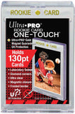 Ultra Pro 1Touch 130pt Rookie UV Magnetic Holder One Touch Upper Deck & Panini