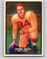 1951 Topps Magic #44 Glenn Smith  Football NFL Vintage Card 03762
