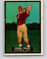 1951 Topps Magic #46 Vinnie Drake UNSCRATCHED Football Vintage NFL 03763