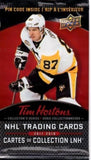 2017-18 Upper Deck Tim Hortons Hockey Card Pack - Canadian Excl.