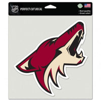Arizona Coyotes Perfect Cut 8