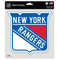 New York Rangers Perfect Cut 8
