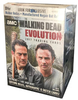 (HCW) 2017 Topps The Walking Dead Evolution AMC Sealed BOX - 1 Auto/Relic