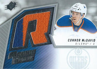 (HCW) 2015-16 Upper Deck SPX Retro Connor McDavid RC Rookie - 2 Colors
