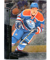 2010-11 Upper Deck Black Diamond #1 Ales Hemsky Oilers Hockey