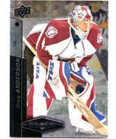 2010-11 Upper Deck Black Diamond #2 Craig Anderson Avalanche Hockey