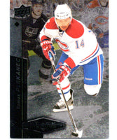 2010-11 Upper Deck Black Diamond #3 Tomas Plekanec Canadiens Hockey