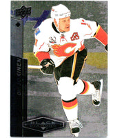 2010-11 Upper Deck Black Diamond #5 Olli Jokinen Flames Hockey