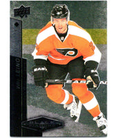 2010-11 Upper Deck Black Diamond #7 Ville Leino Flyers Hockey