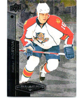 2010-11 Upper Deck Black Diamond #10 Nathan Horton Bruins Hockey