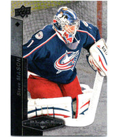 2010-11 Upper Deck Black Diamond #12 Steve Mason Blue Jackets Hockey
