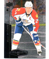 2010-11 Upper Deck Black Diamond #15 Bryan McCabe Panthers Hockey