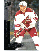2010-11 Upper Deck Black Diamond #22 Lee Stempniak Coyotes Hockey