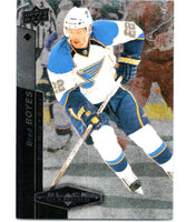 2010-11 Upper Deck Black Diamond #23 Brad Boyes Blues Hockey