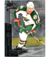 2010-11 Upper Deck Black Diamond #30 Andrew Brunette Wild Hockey