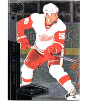 2010-11 Upper Deck Black Diamond #31 Tomas Holmstrom Red Wings Hockey
