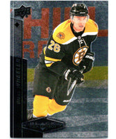 2010-11 Upper Deck Black Diamond #34 Blake Wheeler Bruins Hockey