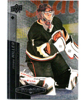 2010-11 Upper Deck Black Diamond #37 Jonas Hiller Ducks Hockey