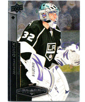 2010-11 Upper Deck Black Diamond #38 Jonathan Quick Kings Hockey