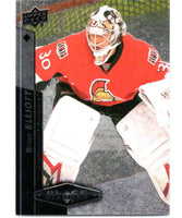 2010-11 Upper Deck Black Diamond #41 Brian Elliott Senators Hockey