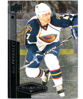 2010-11 Upper Deck Black Diamond #43 Rich Peverley Thrashers Hockey