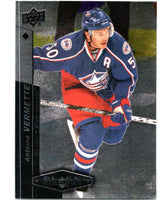 2010-11 Upper Deck Black Diamond #48 Antoine Vermette Blue Jackets Hockey