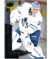 2010-11 Upper Deck Black Diamond #52 Jean-Sebastien Giguere Maple Leafs Hockey