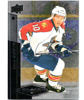 2010-11 Upper Deck Black Diamond #56 David Booth Panthers Hockey