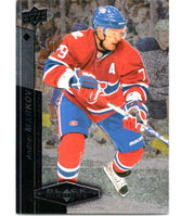 2010-11 Upper Deck Black Diamond #61 Andrei Markov Canadiens Hockey
